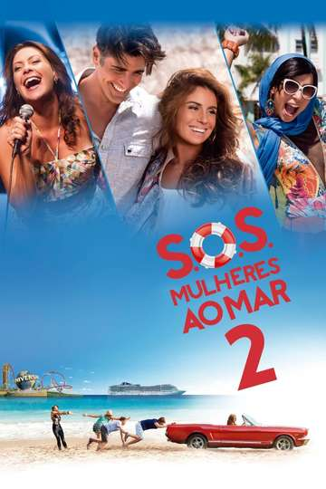 S.O.S.: Women to the Sea 2 poster