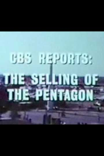 The Selling Of The Pentagon Poster