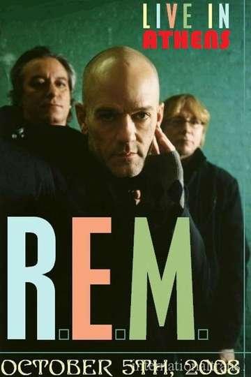 R.E.M. - Live In Athens (MTV) 2008