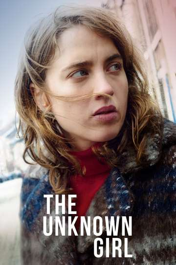 The Unknown Girl poster