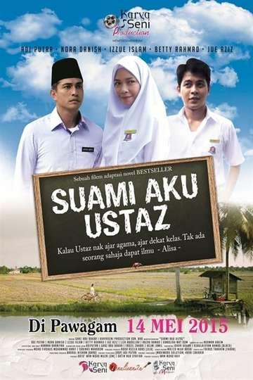 Suami Aku Ustaz poster