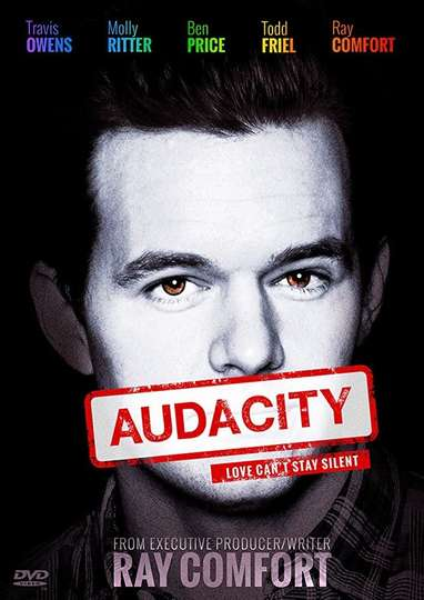 Audacity poster