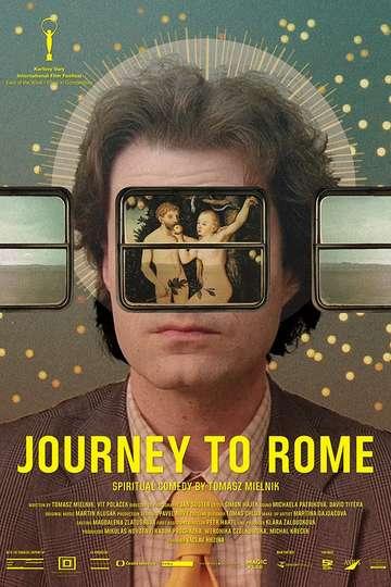 Cesta do Říma poster