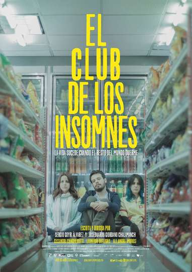 The Insomnia Club poster