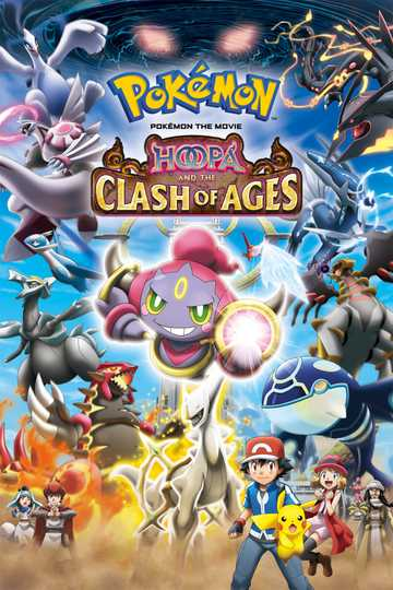 Pokemon The Movie Hoopa And The Clash Of Ages Stream And Watch