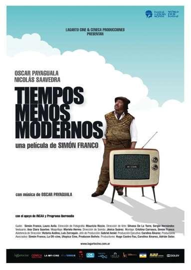 Tiempos menos modernos poster