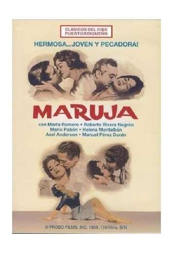 Maruja poster