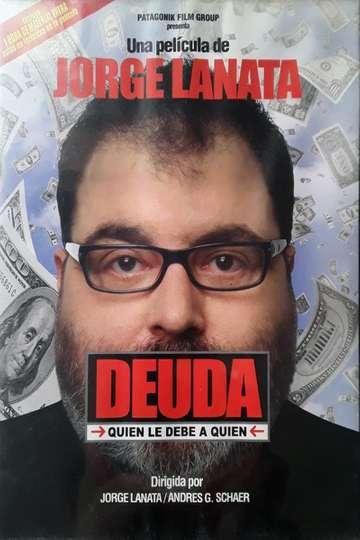 Debt poster