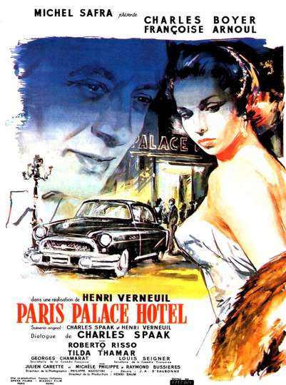 Paris, Palace Hotel