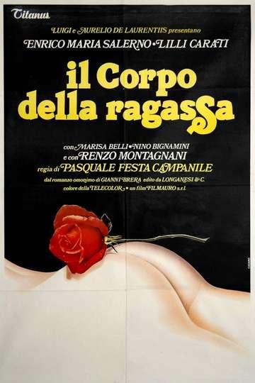 Il Corpo Della Ragassa poster