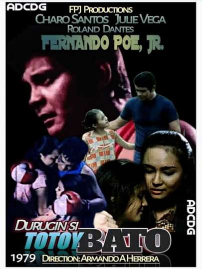 Durugin Si Totoy Bato poster
