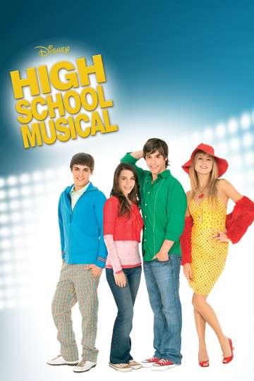 Viva High School Musical: Argentina poster