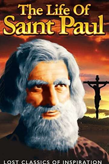 Life of St. Paul poster