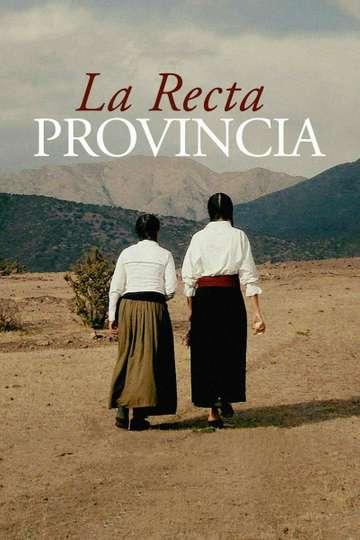 La Recta Provincia poster