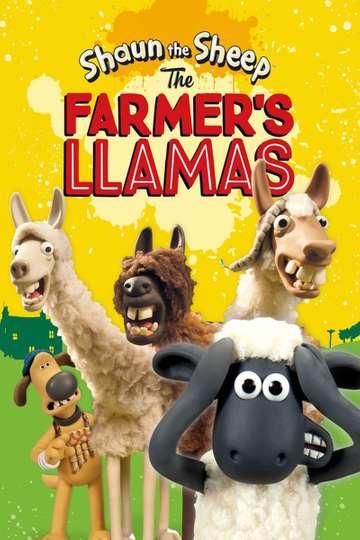 Shaun the Sheep: The Farmer's Llamas