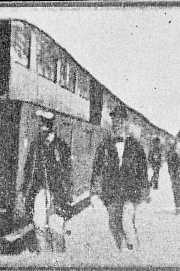 Arrival of a Train at Vincennes Station