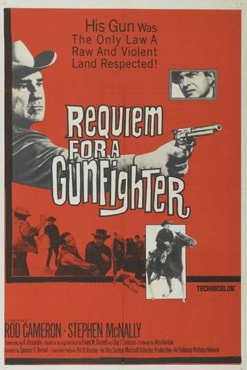 Requiem for a Gunfighter poster