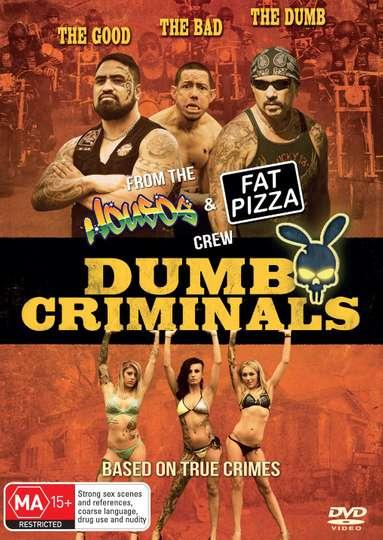 Dumb Criminals: The Movie poster