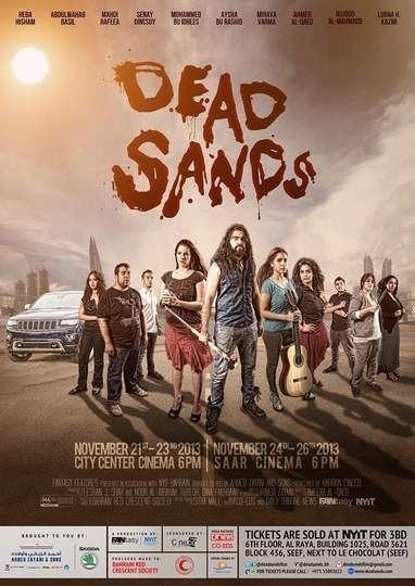 Dead Sands poster
