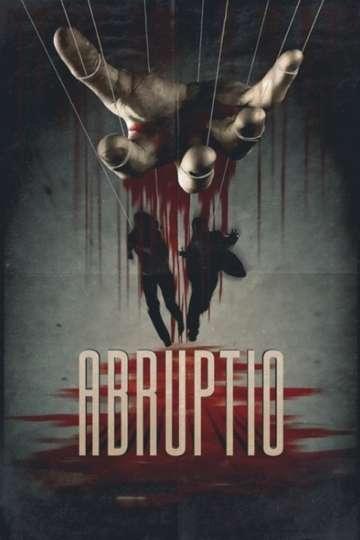 Abruptio poster