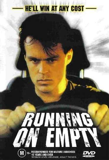 Running on Empty poster