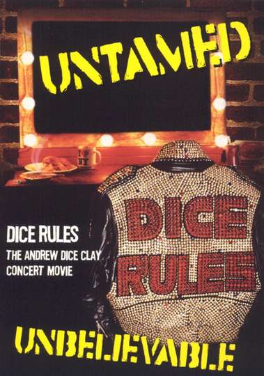 Andrew Dice Clay: Dice Rules