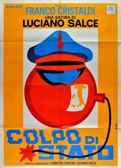 Coup D'Etat poster