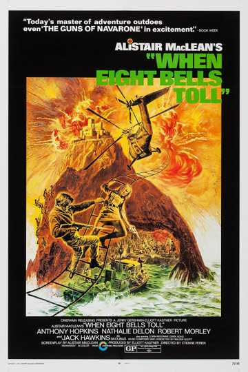 When Eight Bells Toll Poster