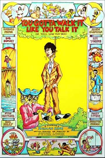 You've Got To Walk It Like You Talk It or You'll Lose That Beat Poster