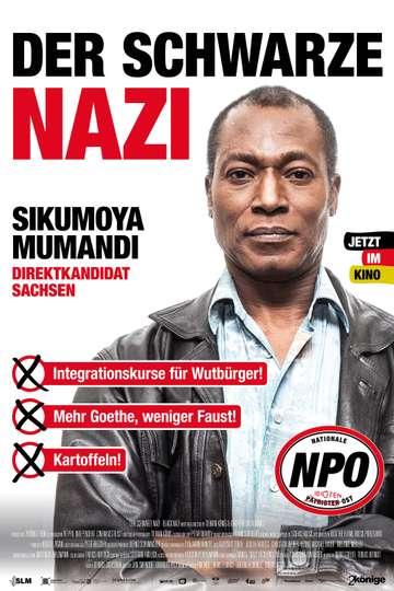 Der Schwarze Nazi poster