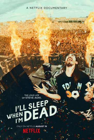 I'll Sleep When I'm Dead poster