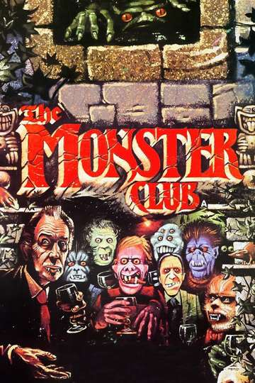 The Monster Club poster