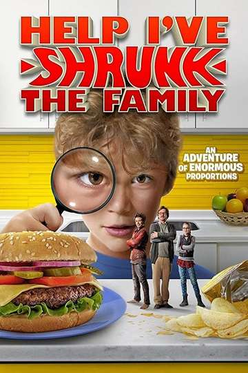 Help, I've Shrunk The Family poster