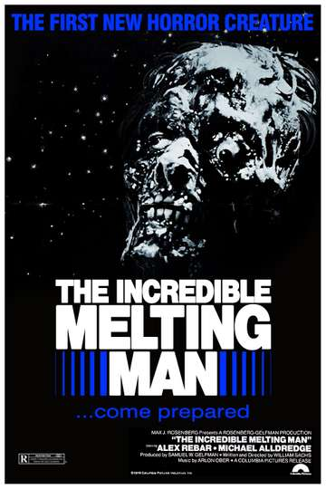 The Incredible Melting Man / The Dissolve