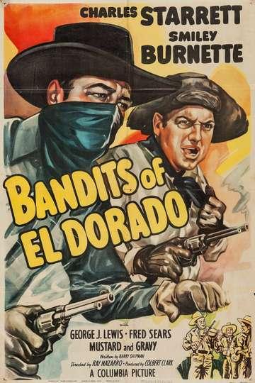 Bandits of El Dorado poster