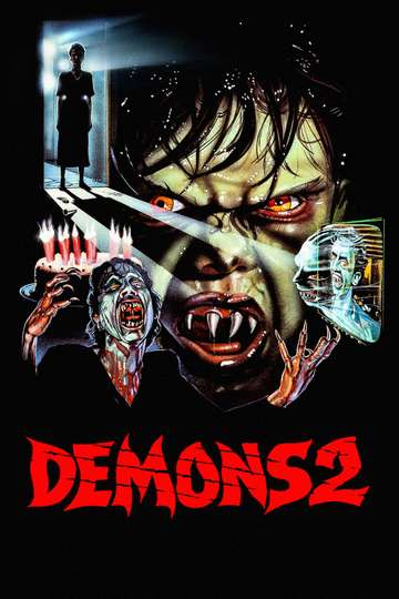 Demons 2 poster