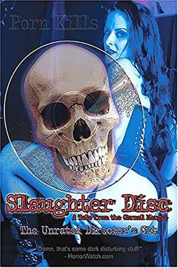 Slaughter Disc poster