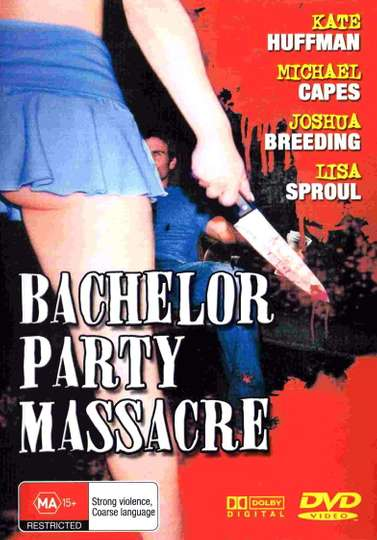 Bachelor Party Massacre poster