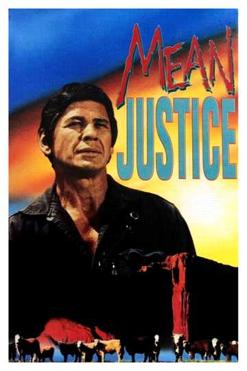 Mean Justice Poster