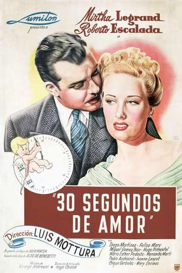 30 segundos de amor