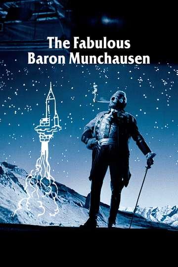 The Fabulous Baron Munchausen poster