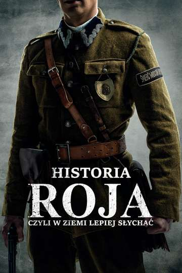 Historia Roja poster