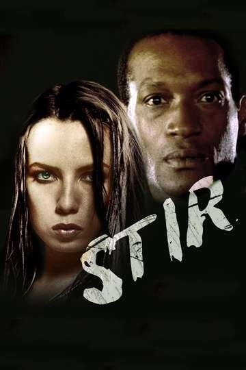 Stir poster