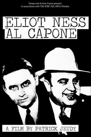 Eliot Ness vs. Al Capone poster