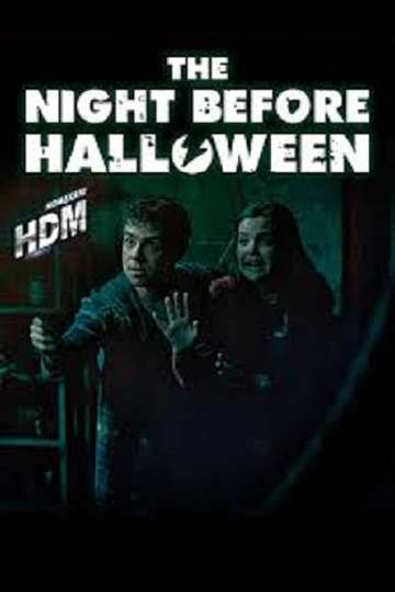 The Night Before Halloween poster