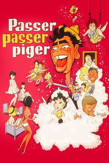 Passer Babysitting Girls poster