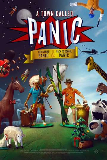 A Town Called Panic: Double Fun poster