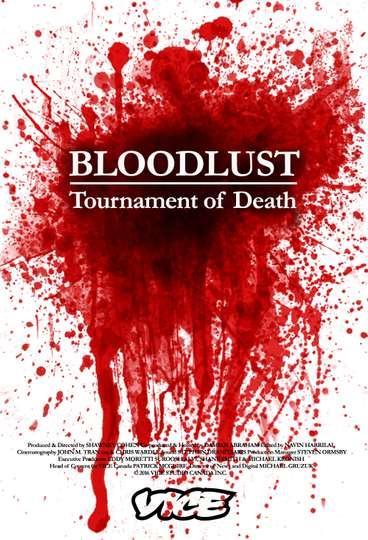 Bloodlust: Tournament of Death