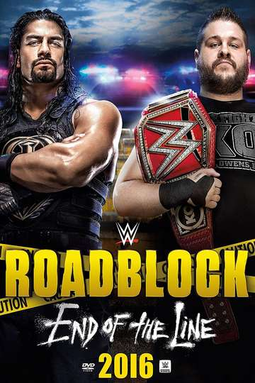 WWE Roadblock: End of the Line 2016