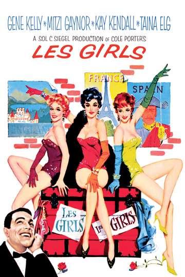 Les Girls poster